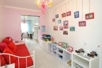 großzügige Kinderzimmer